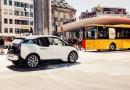 Copenhaguen integra cotxes elèctrics de lloguer en el seu transport públic
